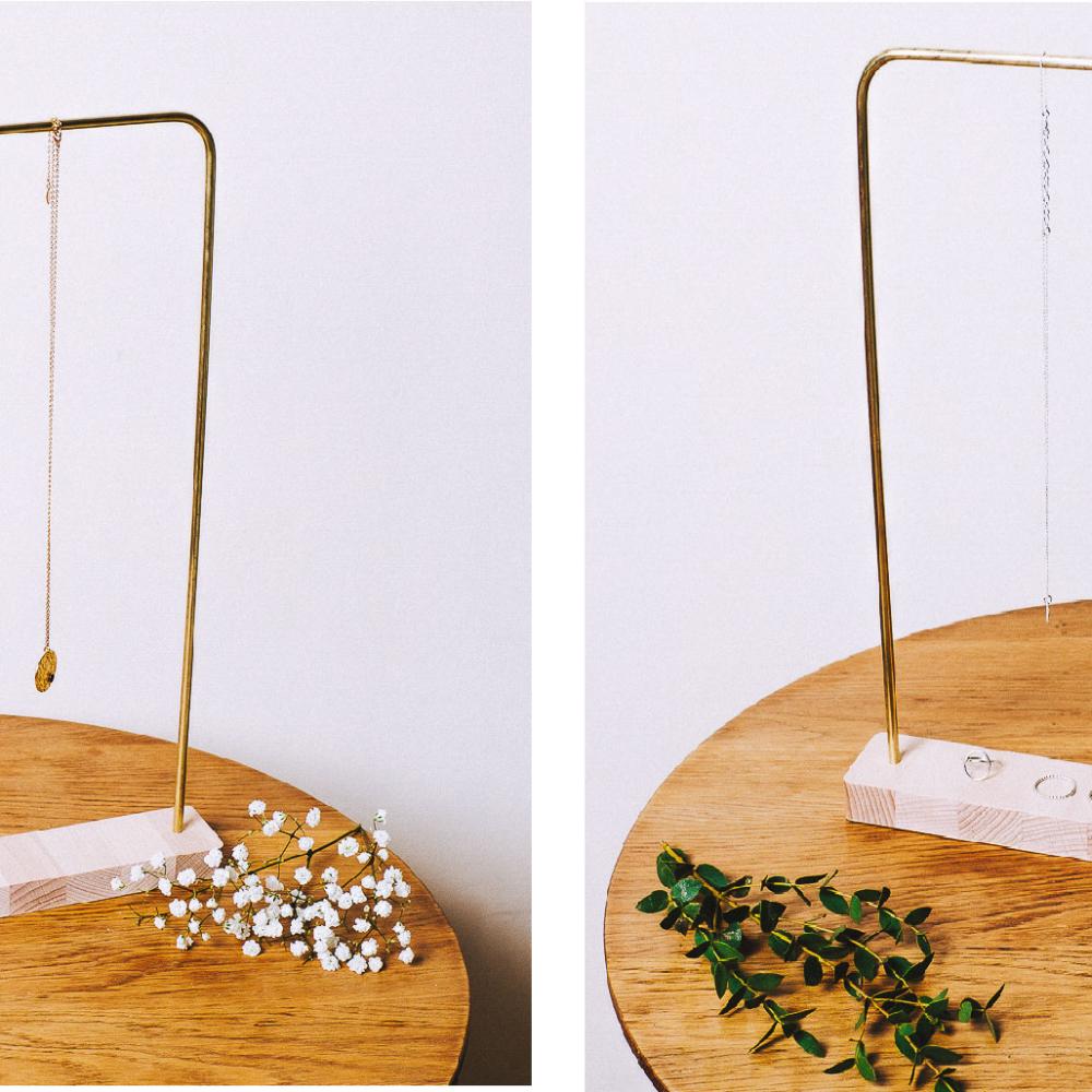 Kilda | Duo Portes colliers | 32cm & 38cm |