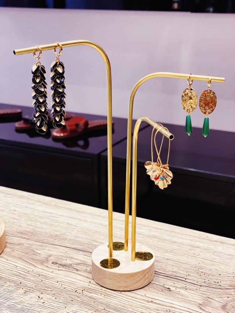 Support boucle d'oreille - Anea 3 - Maityka Boutique