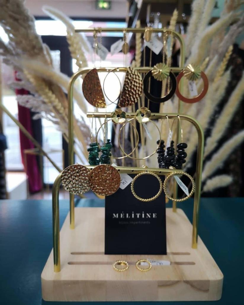 Présentoir à bijoux - Holm 4 - Les Demoiselles du Marais Boutique
