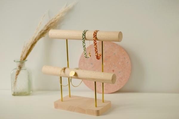 porte-bracelets-bois